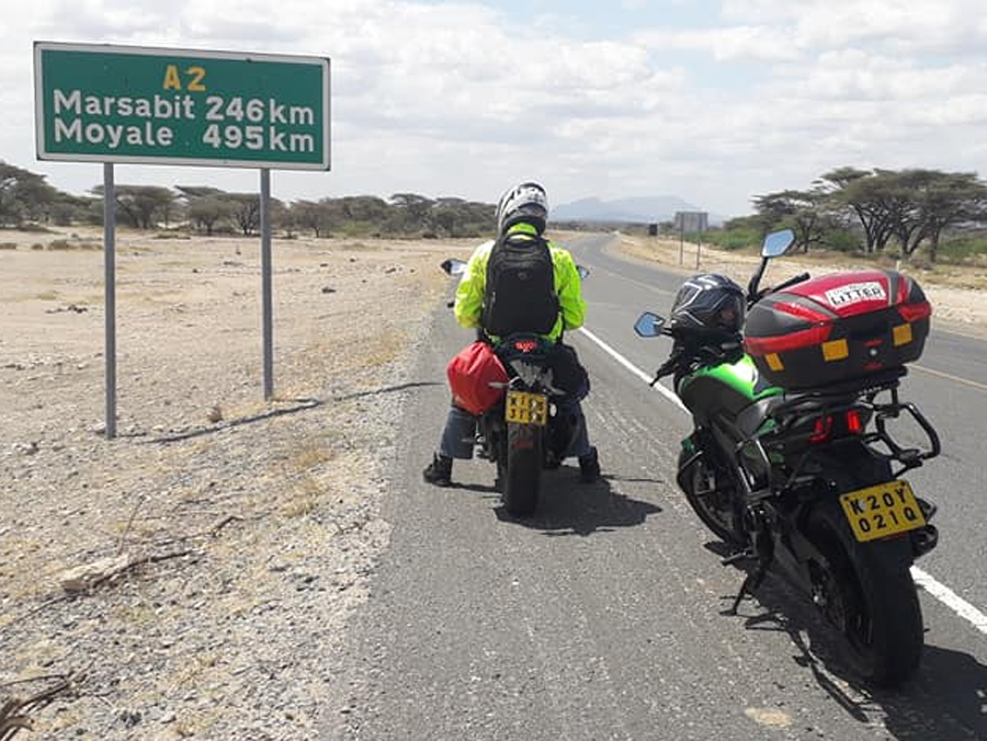 Desert Storm – A Dominar Ride to Moyale